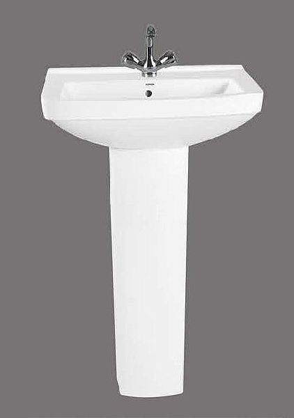Duke Full Pedestal Wash Basin