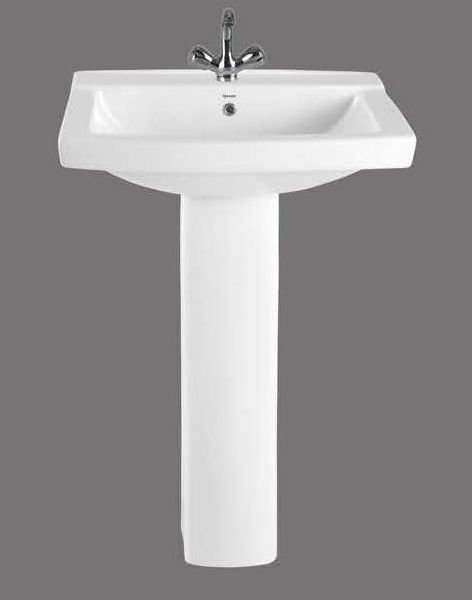 Selvi Full Pedestal Wash Basin