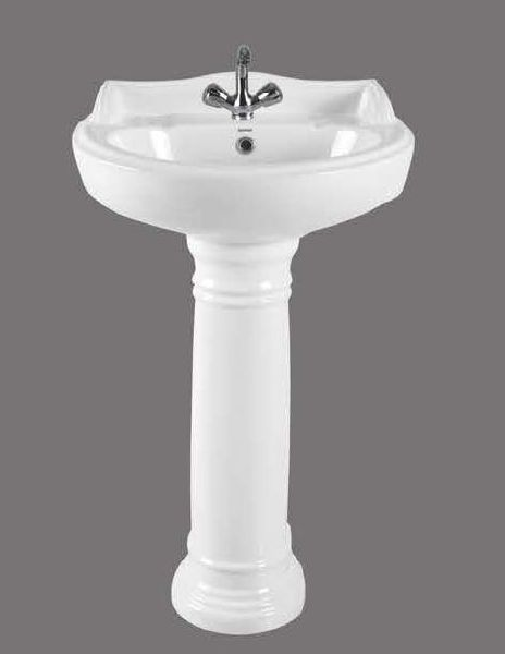 Serena Full Pedestal Wash Basin