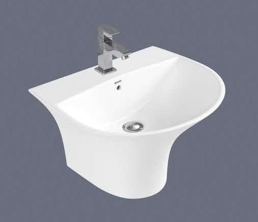 Shine Wall Hung Wash Basin