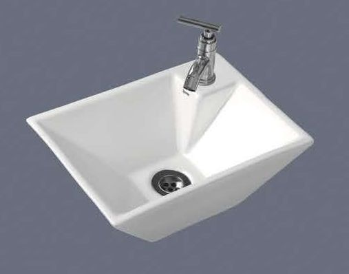 Sogo Wall Hung Wash Basin