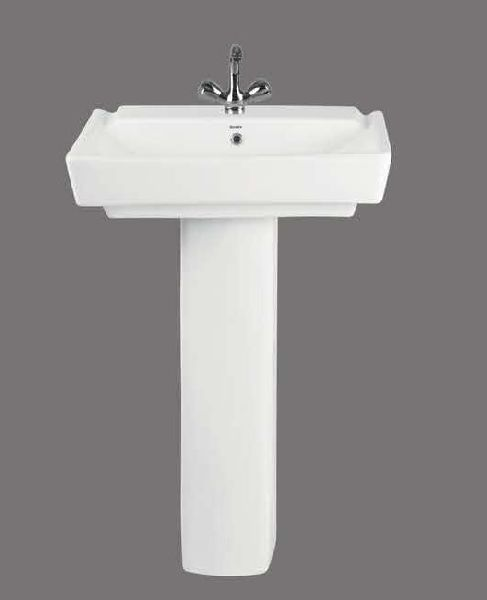 Sonata Full Pedestal Wash Basin