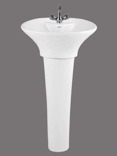 Spenta Full Pedestal Wash Basin