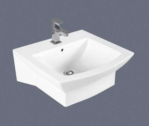 Tornado Wall Hung Wash Basin