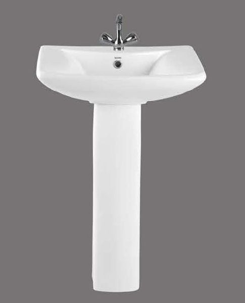 Videocon Full Pedestal Wash Basin