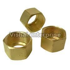 Brass Compression Nuts
