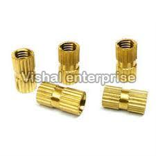 Brass Riveting Moulding Nuts