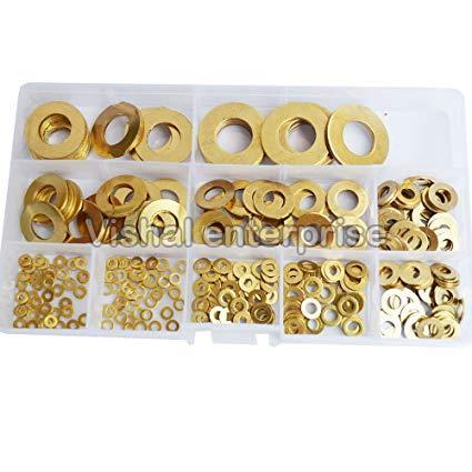 Brass Round Washers