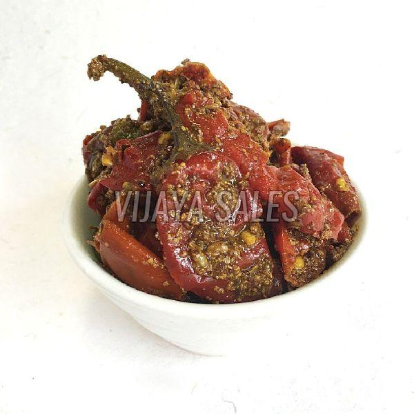 Athana Red Chilli Pickle