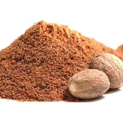 Brown Nutmeg Powder