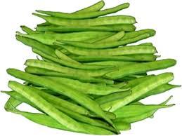 Fresh Natural Cluster Beans