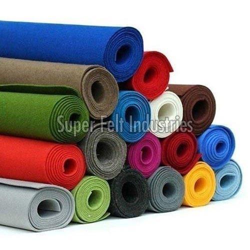 1mm Wool Felt Sheet Roll