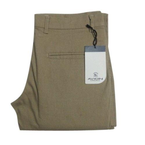 Mens Casual Cotton Pant