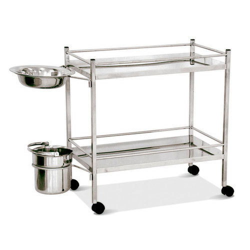 Hospital Dressing Trolley
