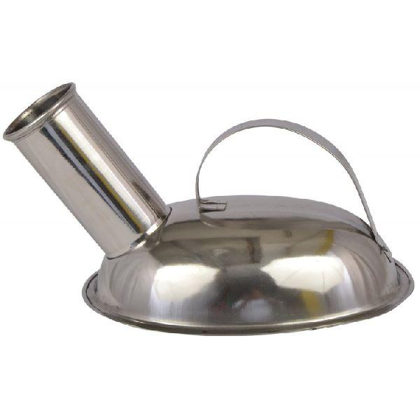 Stainless Steel Urine Pot