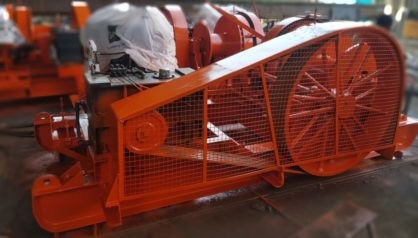 Piling Winches
