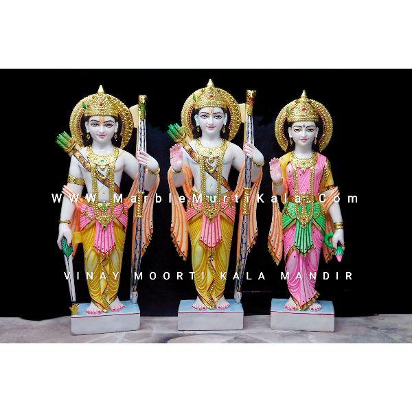 Ram Darbar Marble Idols