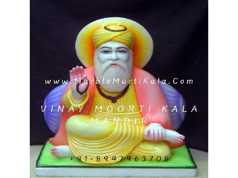 Guru Nanak Dev Marble Statue