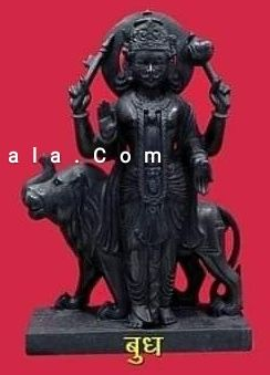 Marble Budh Navagraha Statue