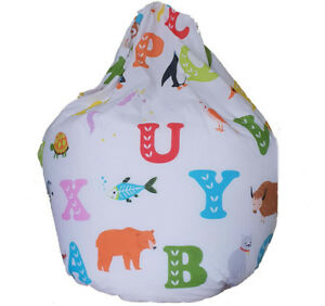 Alphabet Bean Bag