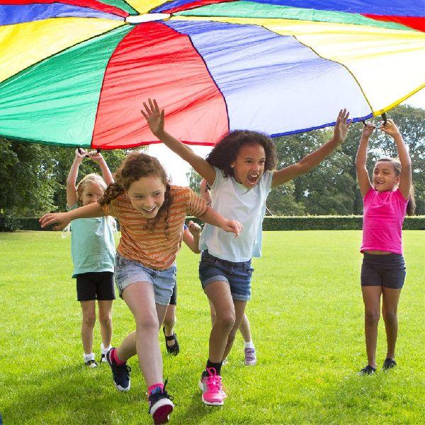 Fun Themed Kids Play Parachute