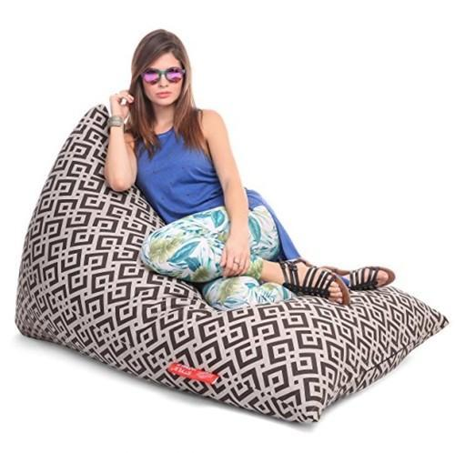 Pyramid Bean Bag
