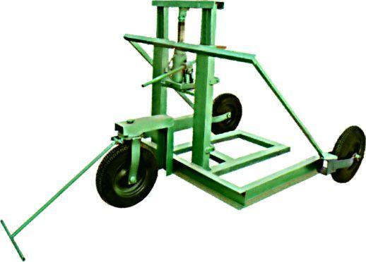 Hydraulic Brick Trolley