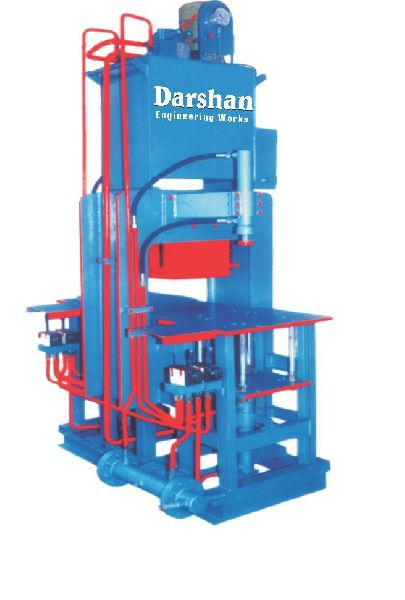 Oil Hydraulic Paver Block Making Machine