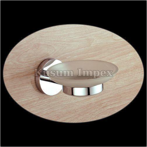Glass Soap Dish (SL-SSD-013)