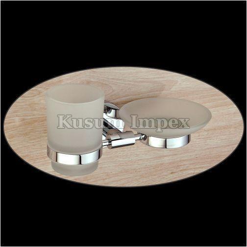 Tumbler Holder & Soap Dish (SL-TH&SD-015)
