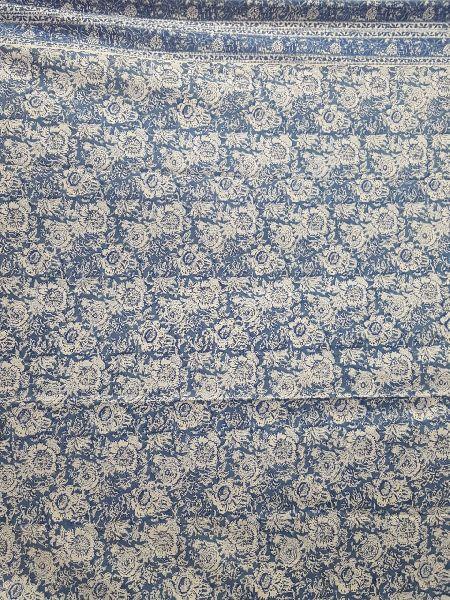 2020 Blue Pottery Bedspread
