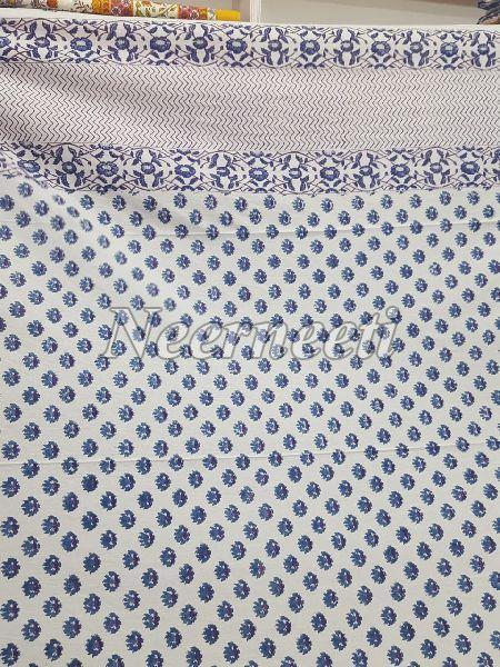 2017 Blue Pottery Bedspread