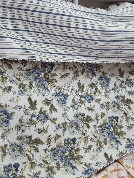Printed Linen Comforter