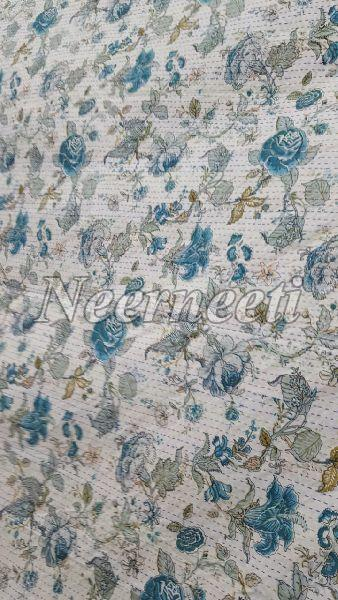 Reversible Kantha Bed Covers