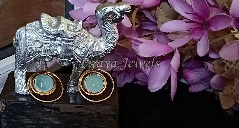 E0002AQCHL Gold Plated Earrings
