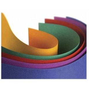 Colored Chart Paper