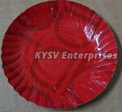 Printed Paper Plates