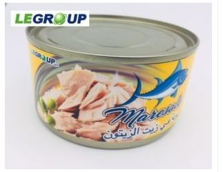 Canned Skipjack Tuna Fish