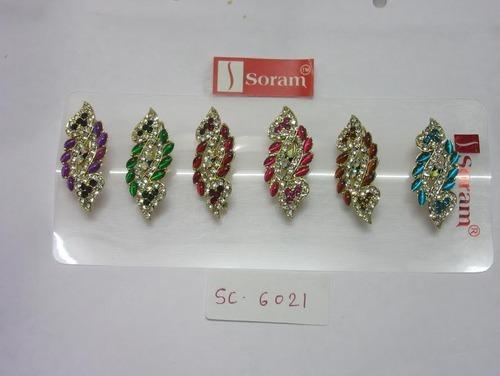 Designer Saree Pin