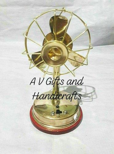 Brass Electric Fan Toys