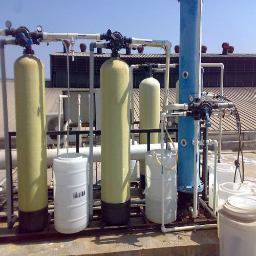 1500 LPH DM Water Plant