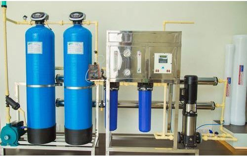 500 LPH Industrial Reverse Osmosis Plant