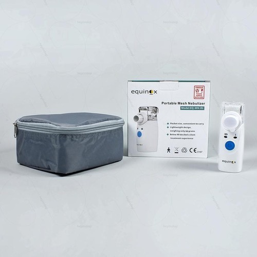 Equinox Portable Mesh Nebulizer