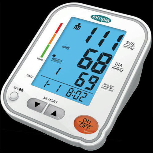 Infopia BP Monitor