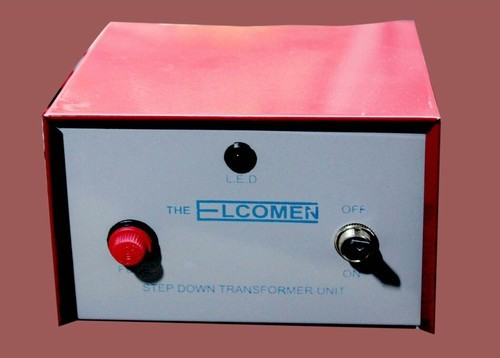 Step Down Transformer Unit