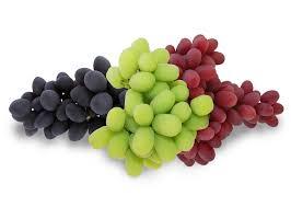 Fresh Natural Grapes