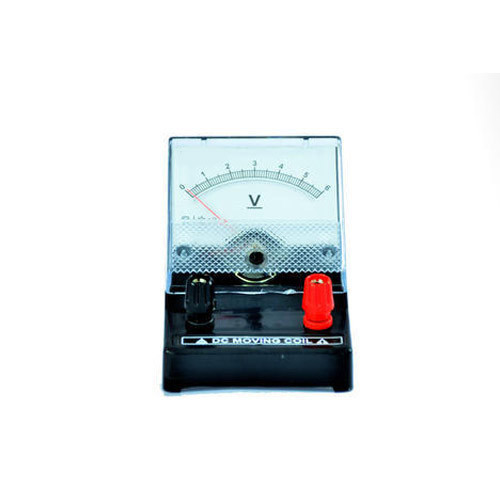 EDM DC Moving Coil Voltmeter