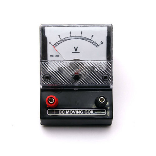 MR-80 DC Moving Coil Meter