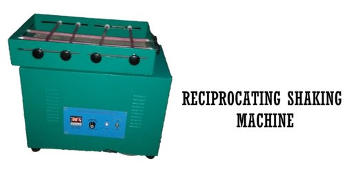 Reciprocating Shaking Machine