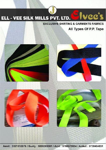 Polypropylene Webbing Ribbon Tape